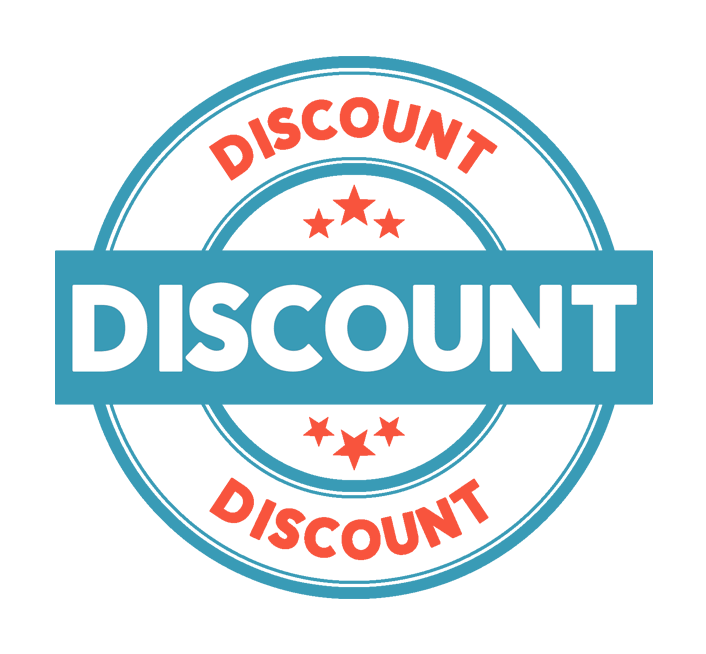 Discounts and More