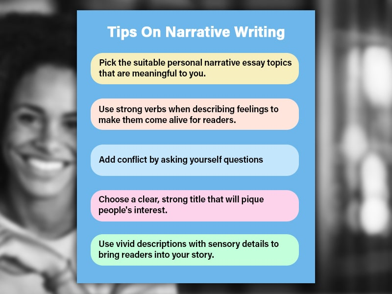 Tips on Narrative Writing